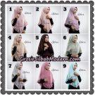 Jilbab Instant Qanya Khimar By Fa Hijab Brand