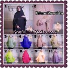 Jilbab Syari Khimar Rumaisha Original by Qalisya Hijab Brand